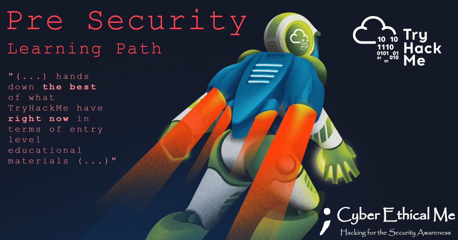 Review: Pre Security Learning Path