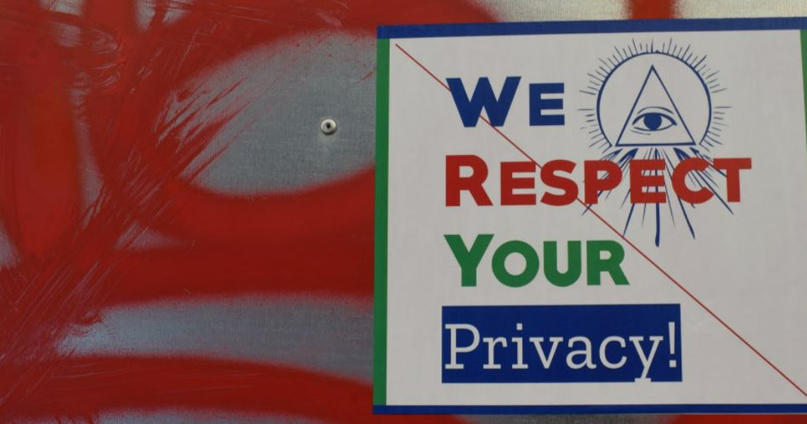Privacy Paranoia - about your data online
