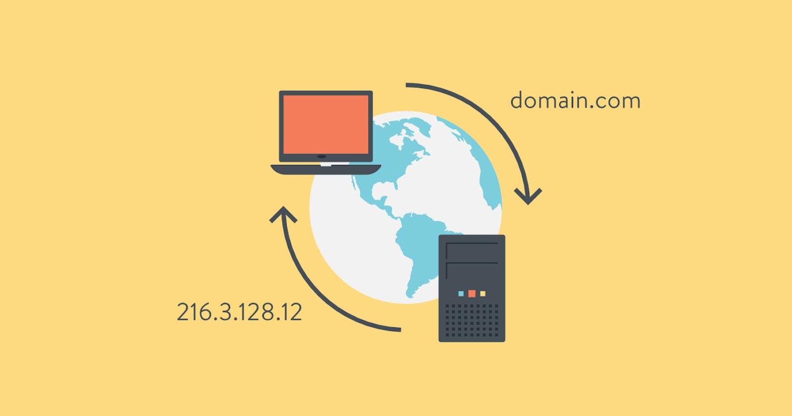 How do DNS work?