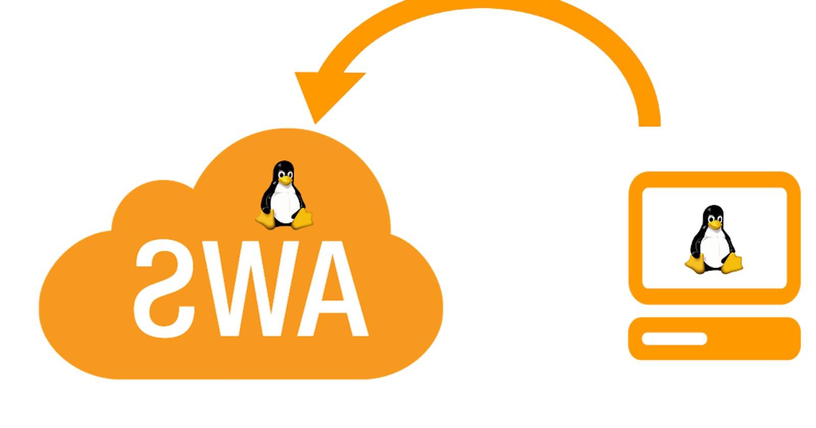 Install Amazon Linux 2 on on-premises