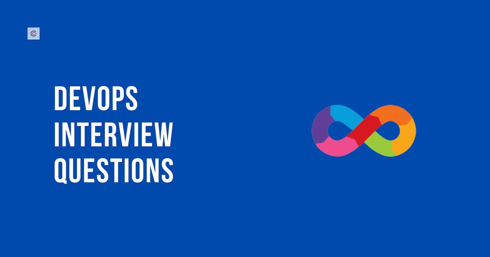 50 Best DevOps Interview Questions To Prepare in 2021