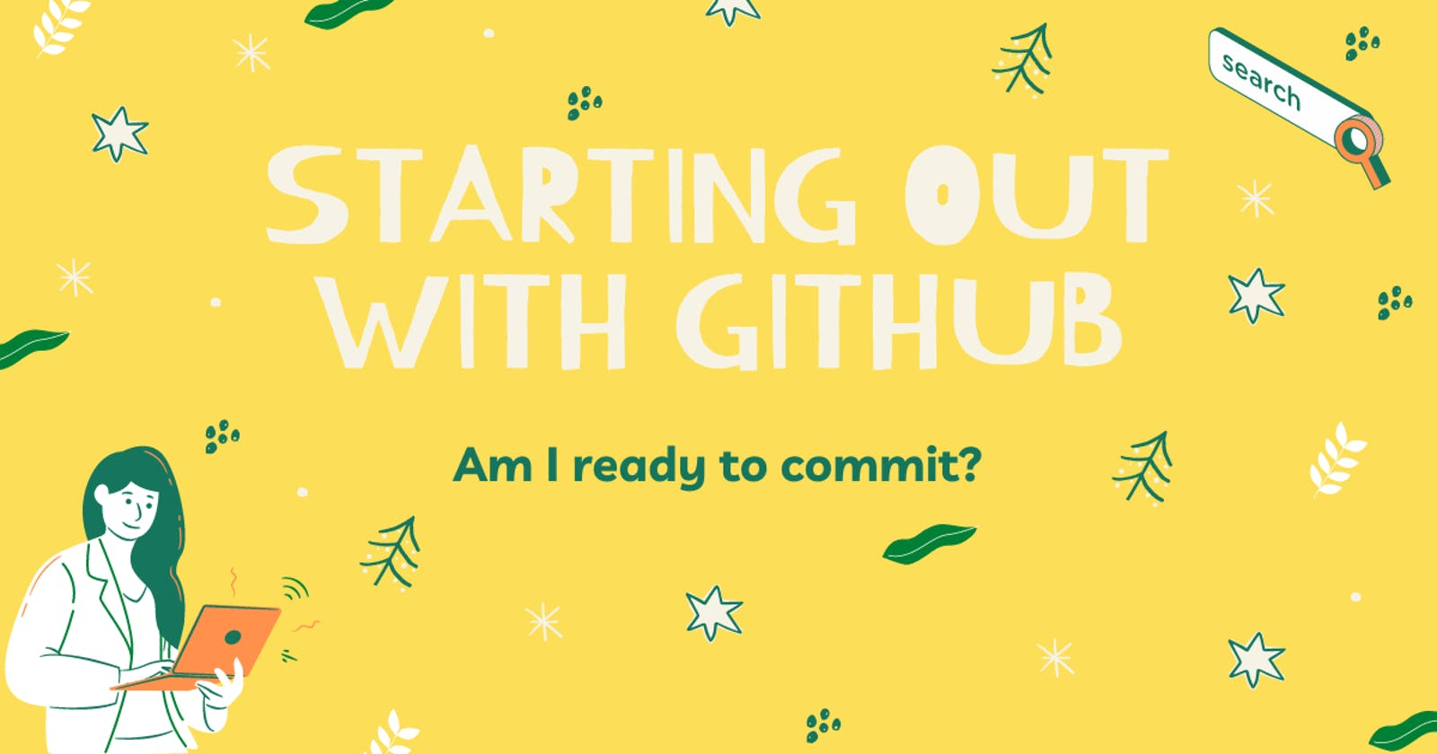 Where am I supposed to start with GitHub?