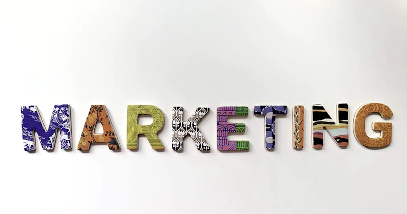 面向独立开发者和初创公司的营销