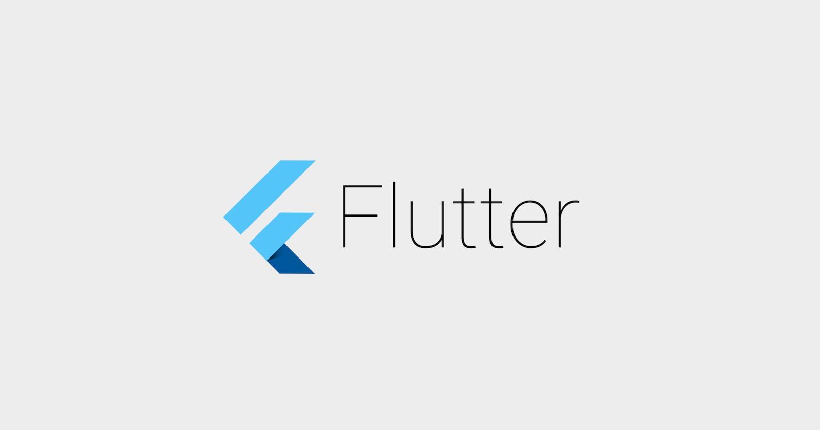 I speed-learned Flutter