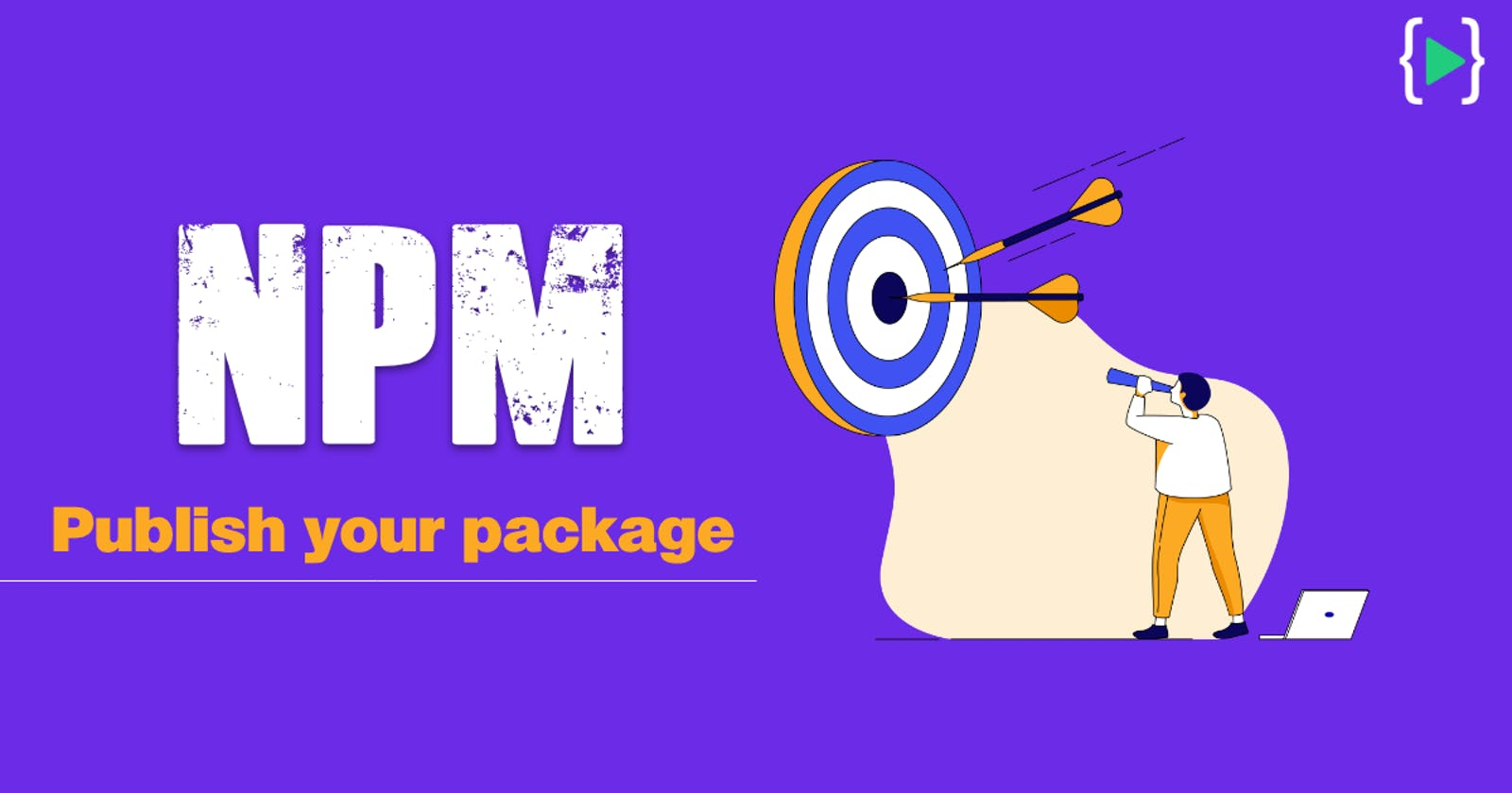 How to Create and Publish a Package to npm Registry