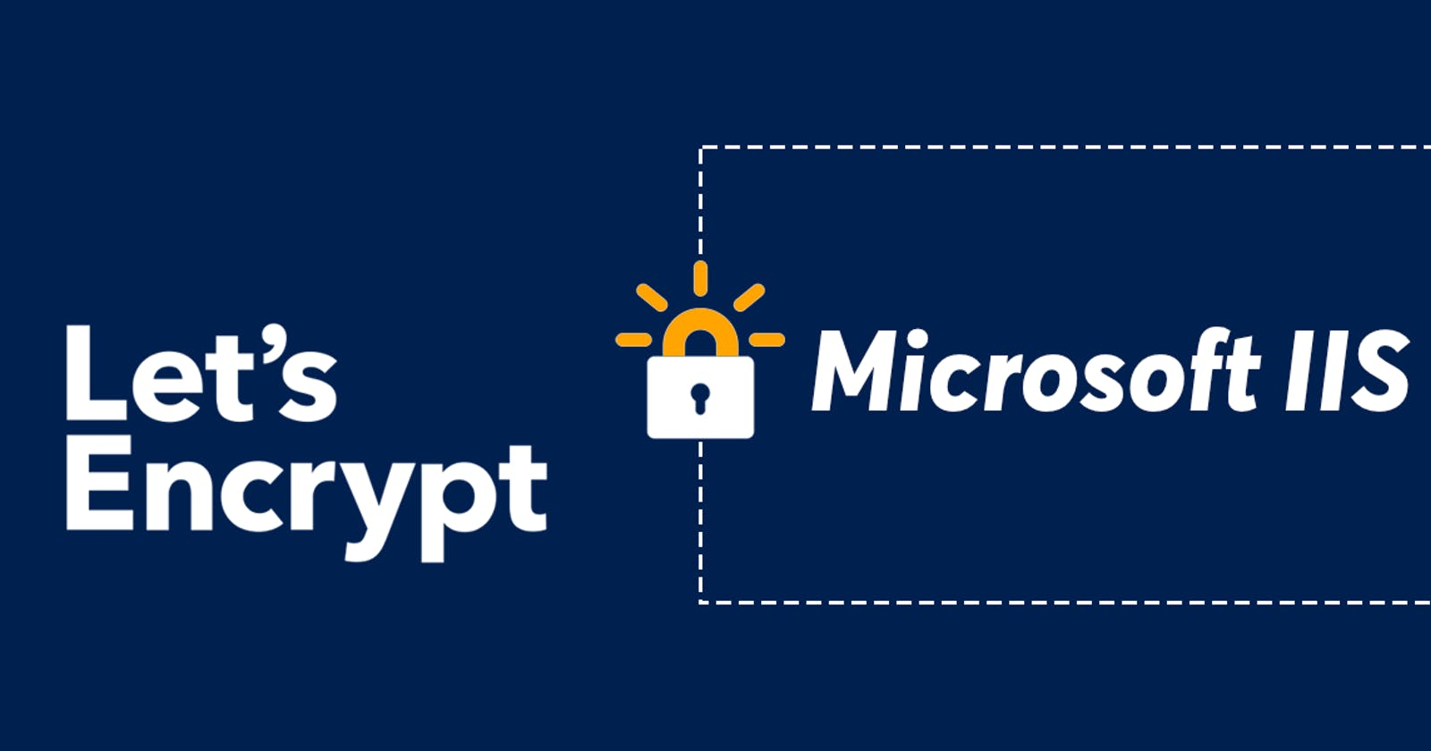 Install IIS Server on Windows and secure with SSL