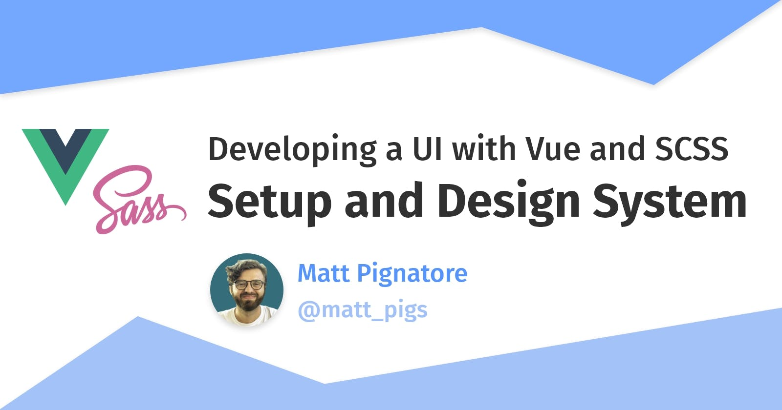 Developing a UI with Vue, Part 2: Project Setup and Design System