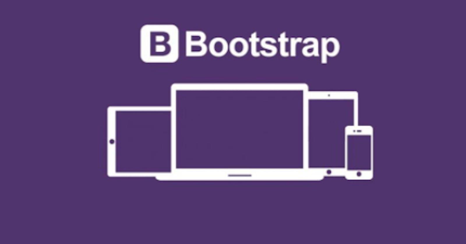 Bootstrap II 👀👀