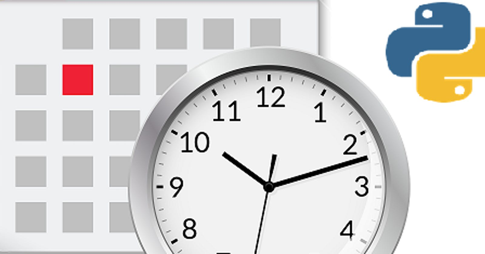 Simplifying Date and Time with Python