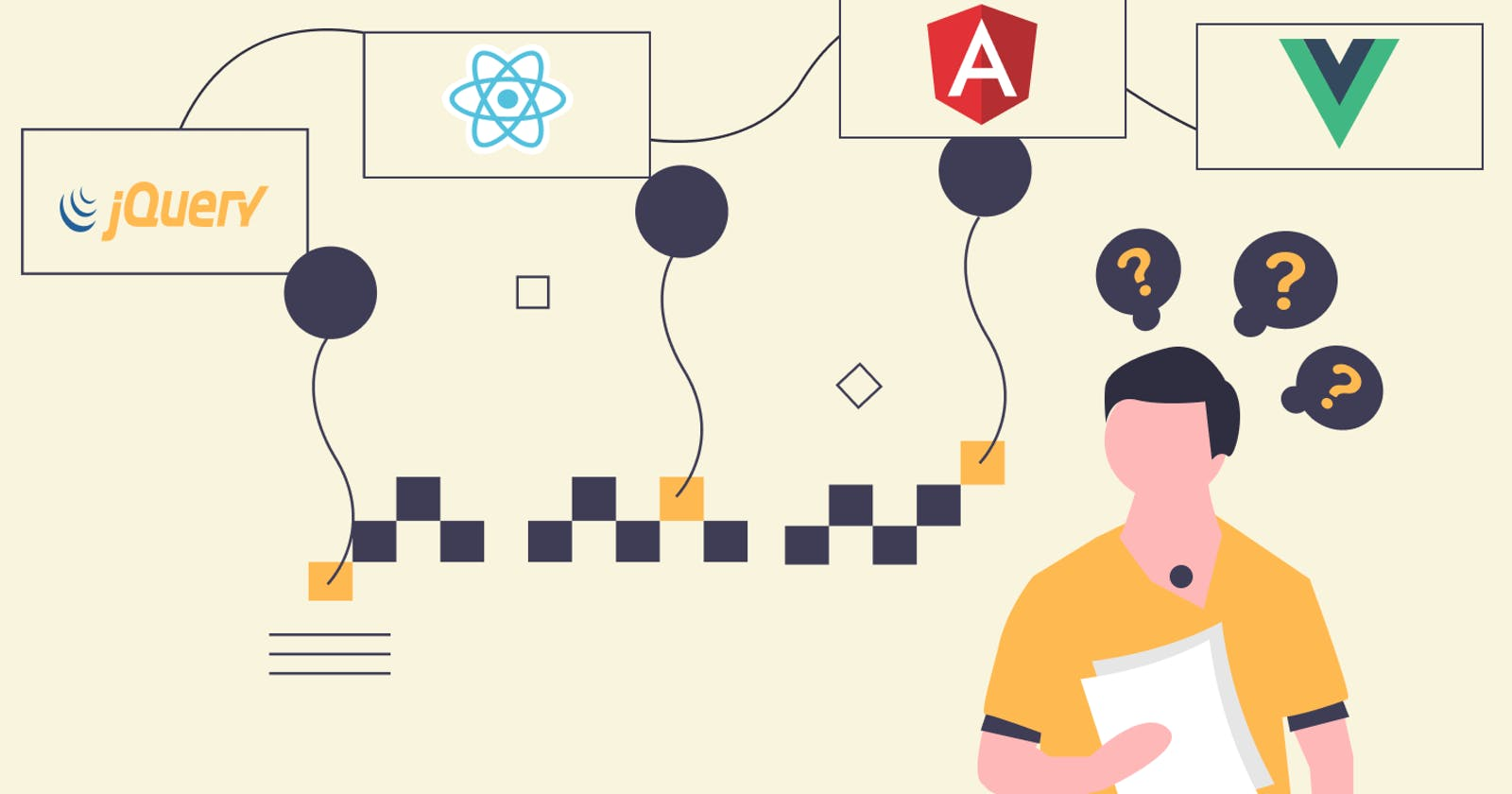 Top 3 Frontend Frameworks in 2021 | How To Choose The Right One