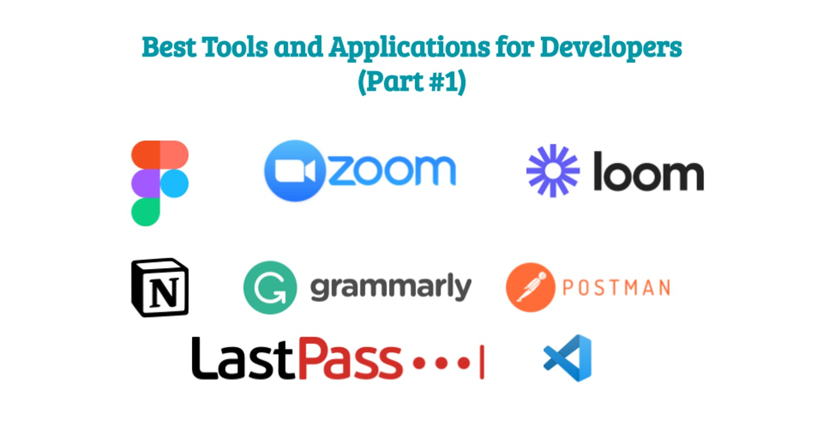 Best Tools and Applications for Developers (Part #1)
