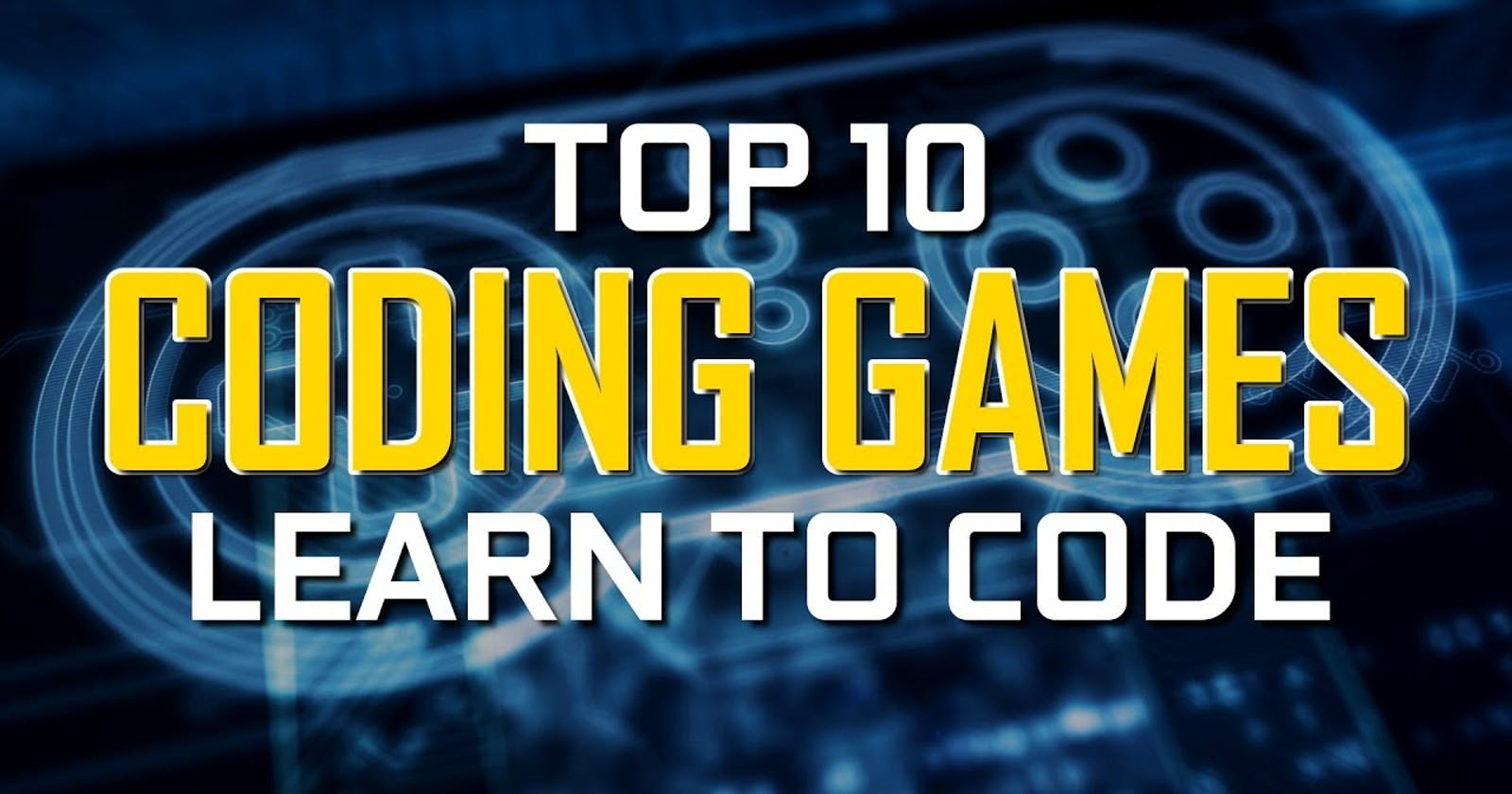 Learn programming by playing games