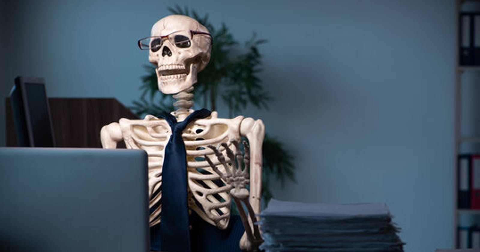 Skeleton of HTML, CSS, and JAVASCRIPT