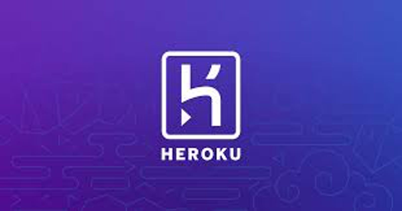 How to keep a free Heroku Dyno up with Github Actions