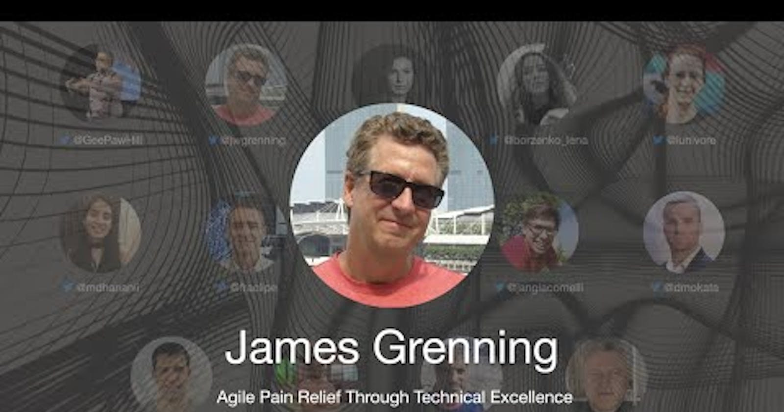 TDD Conference 2021 -  Agile Pain Relief Through Technical Excellence - James Grenning