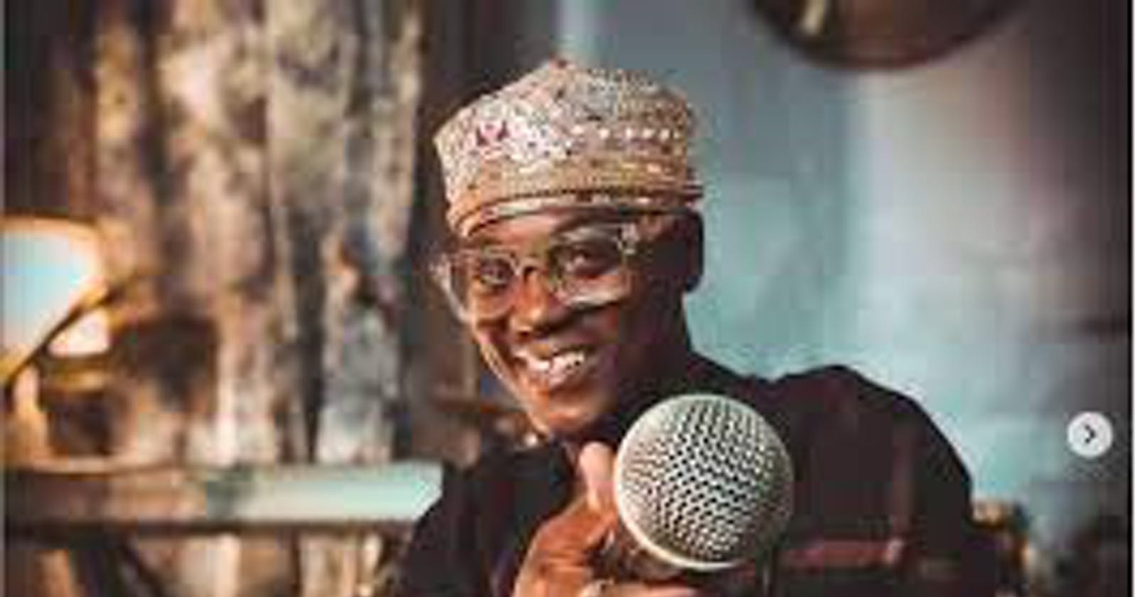 How I built a Tribute page for a Nigerian Musical icon, aka Sound Sultan.