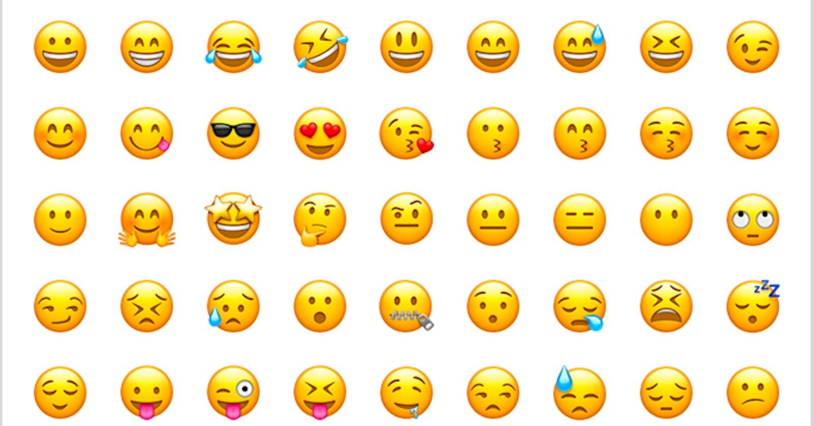 How to add an emoji picker to an input field in react app