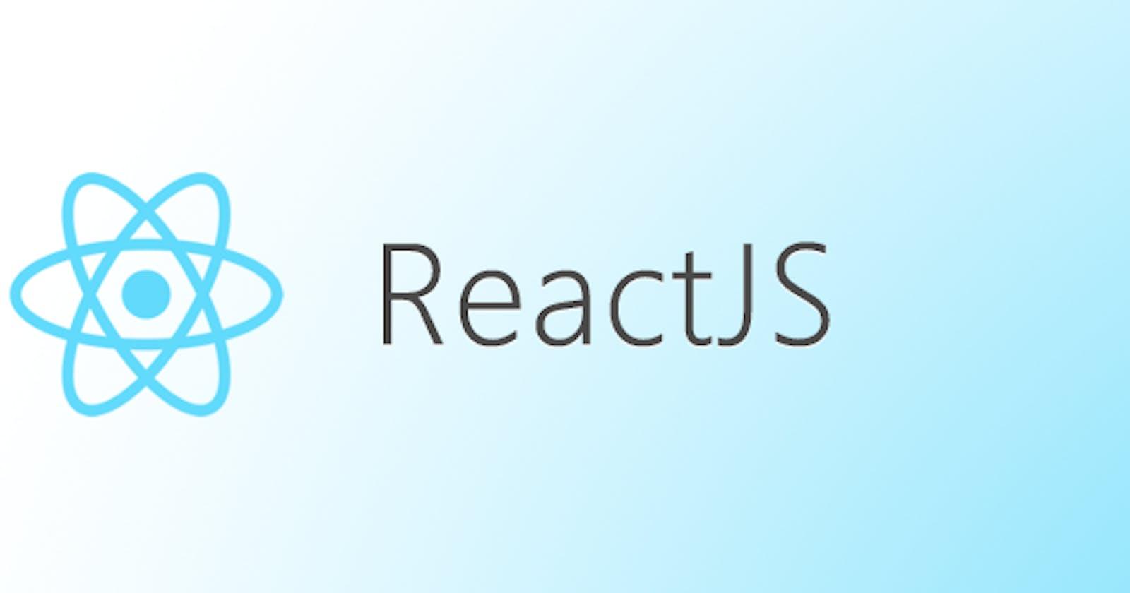 My super React Cheat Sheet!