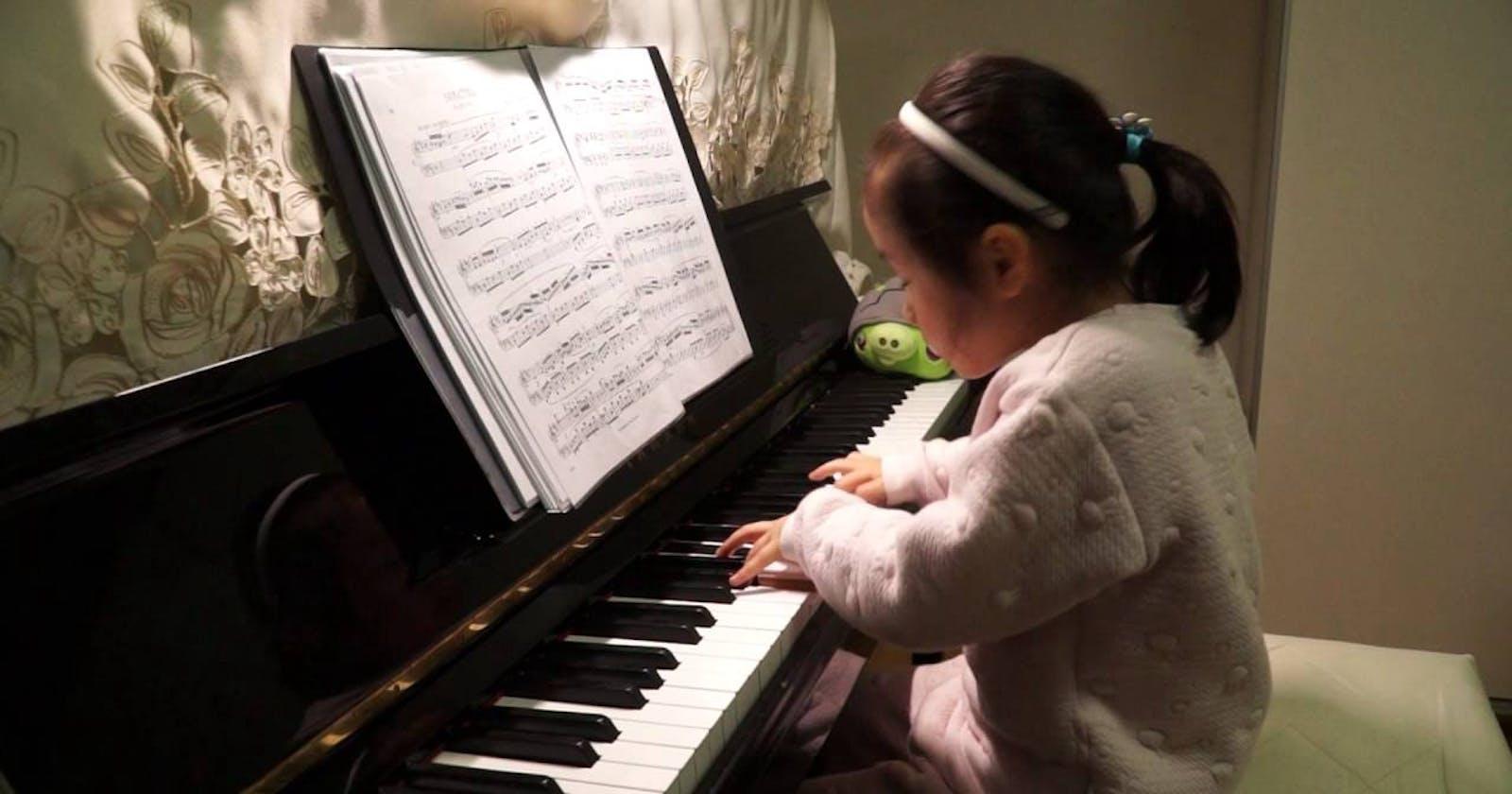 Müzik ve Enstrüman Eğitimine Hangi Yaşlarda Başlanmalı?