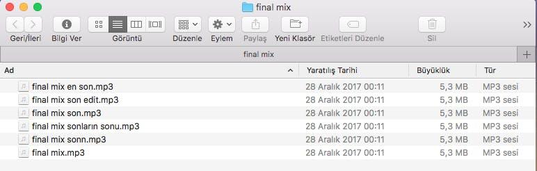 bitmeyen final mixlerin en sonuncusu