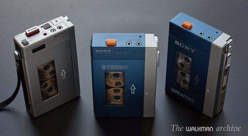 Hey gidi sony Walkman'ler değil mi :)?