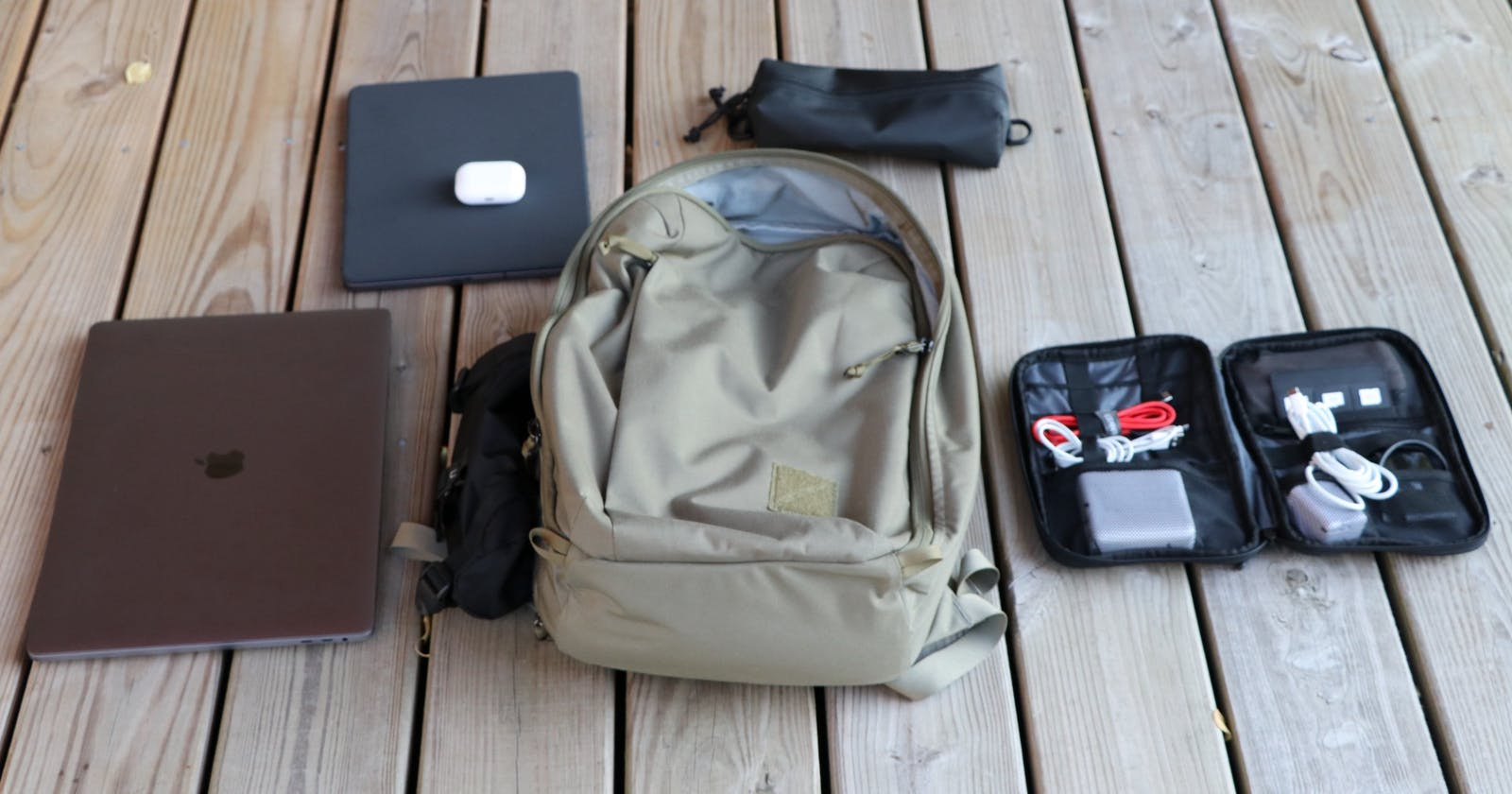 What's In My Tech Bag 2020?