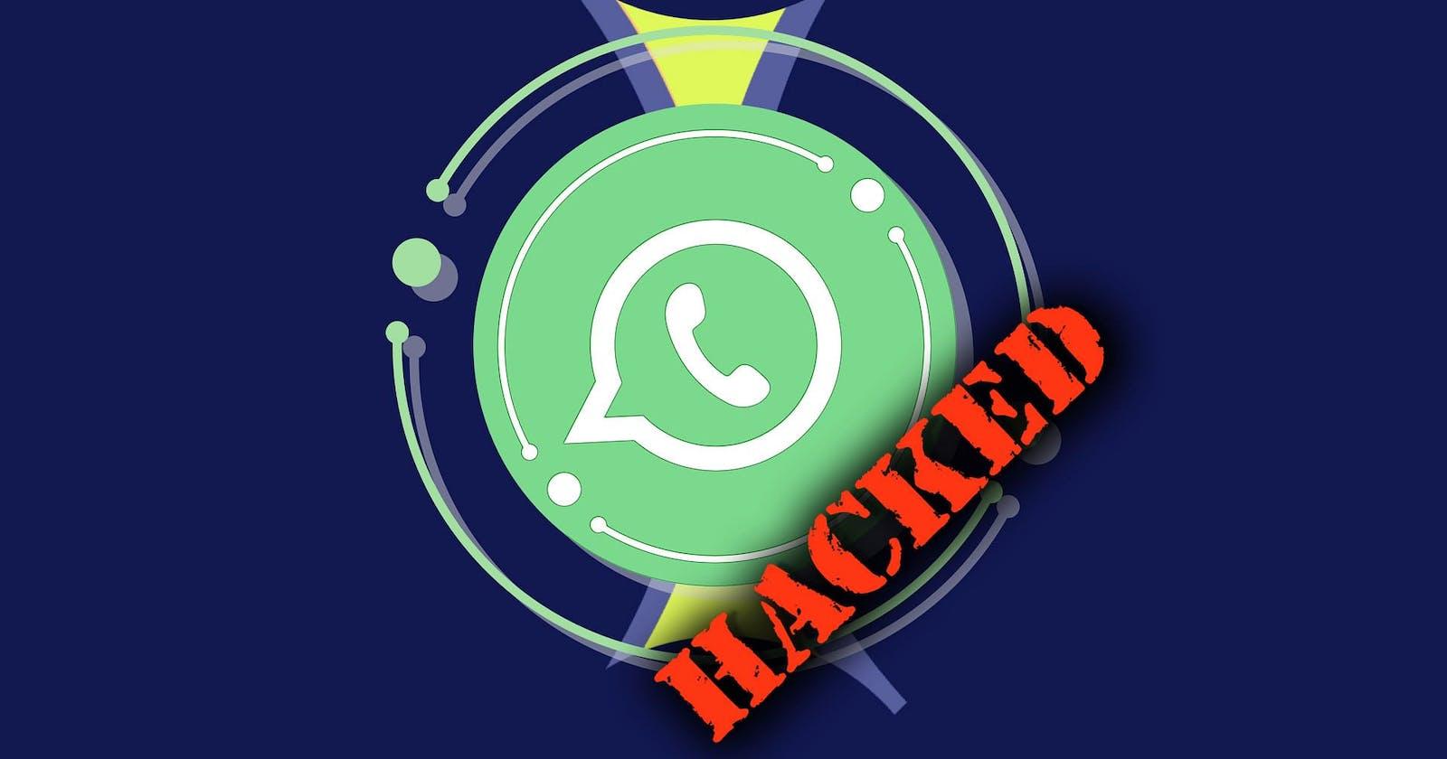 Whatsapp Session Hijacking using QRLJacking Framework (using termux)