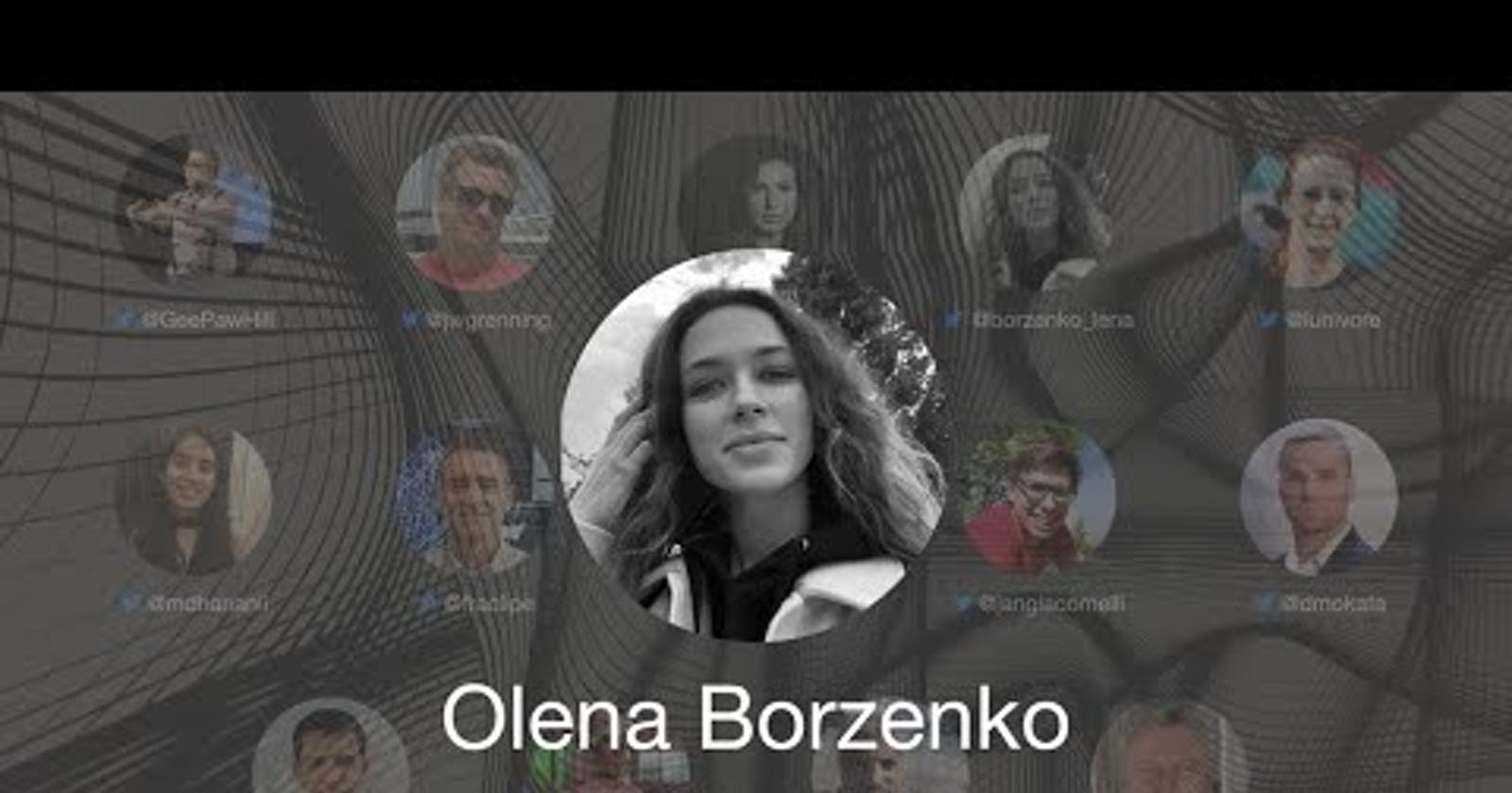TDD Conference 2021 -  TDD Misconceptions - Olena Borzenko