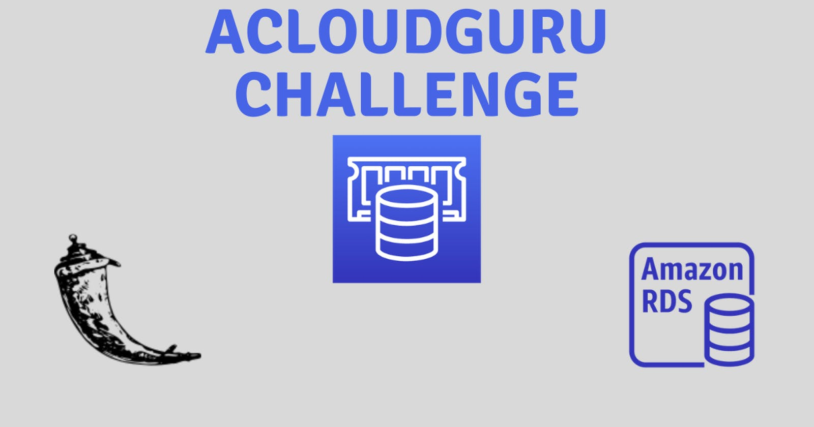 #ACloudGuru AWS ElastiCache Challenge