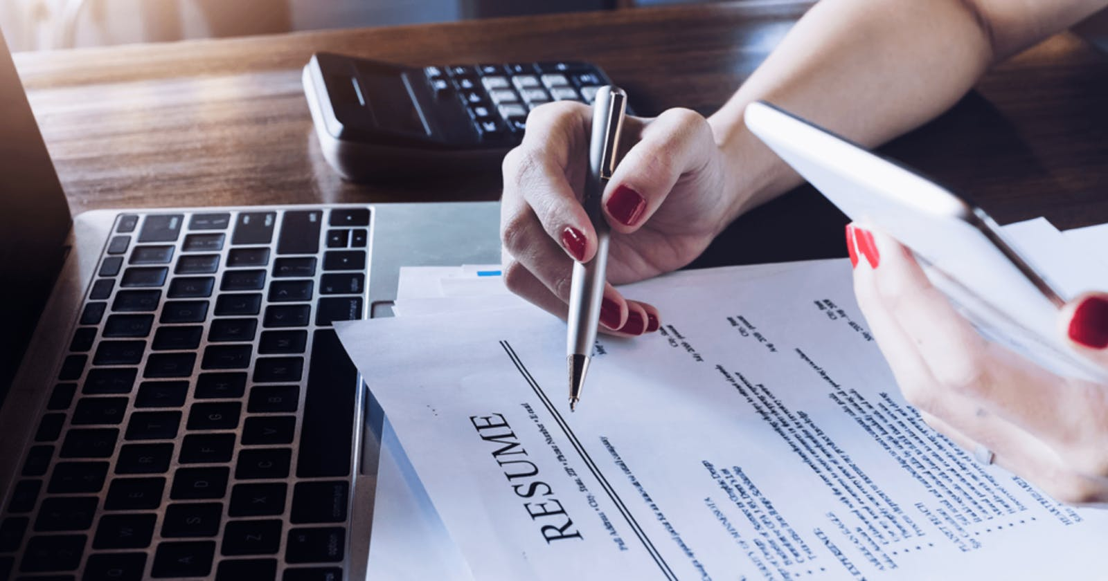 Why You Shouldn't Have Your Resume In Your Portfolio
