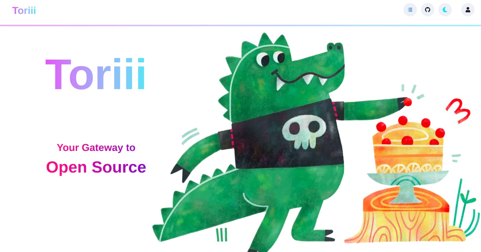 Introducing Torii ⛩️  Making participation to open source easy for everyone