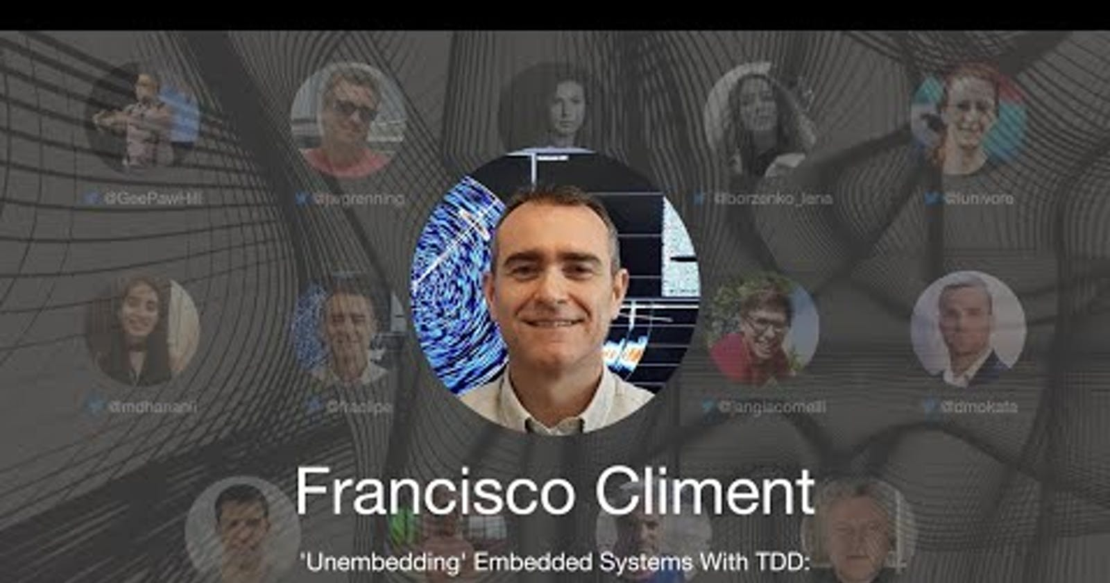 TDD Conference 2021 - Benefits Of Going Beyond The Make-It-Work Phase - Francisco Climent