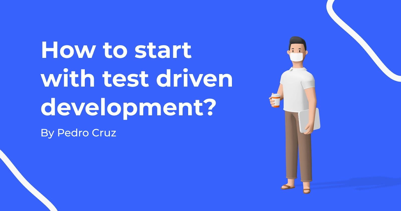 Why you should work with test driven development in your projects (ft. react example)