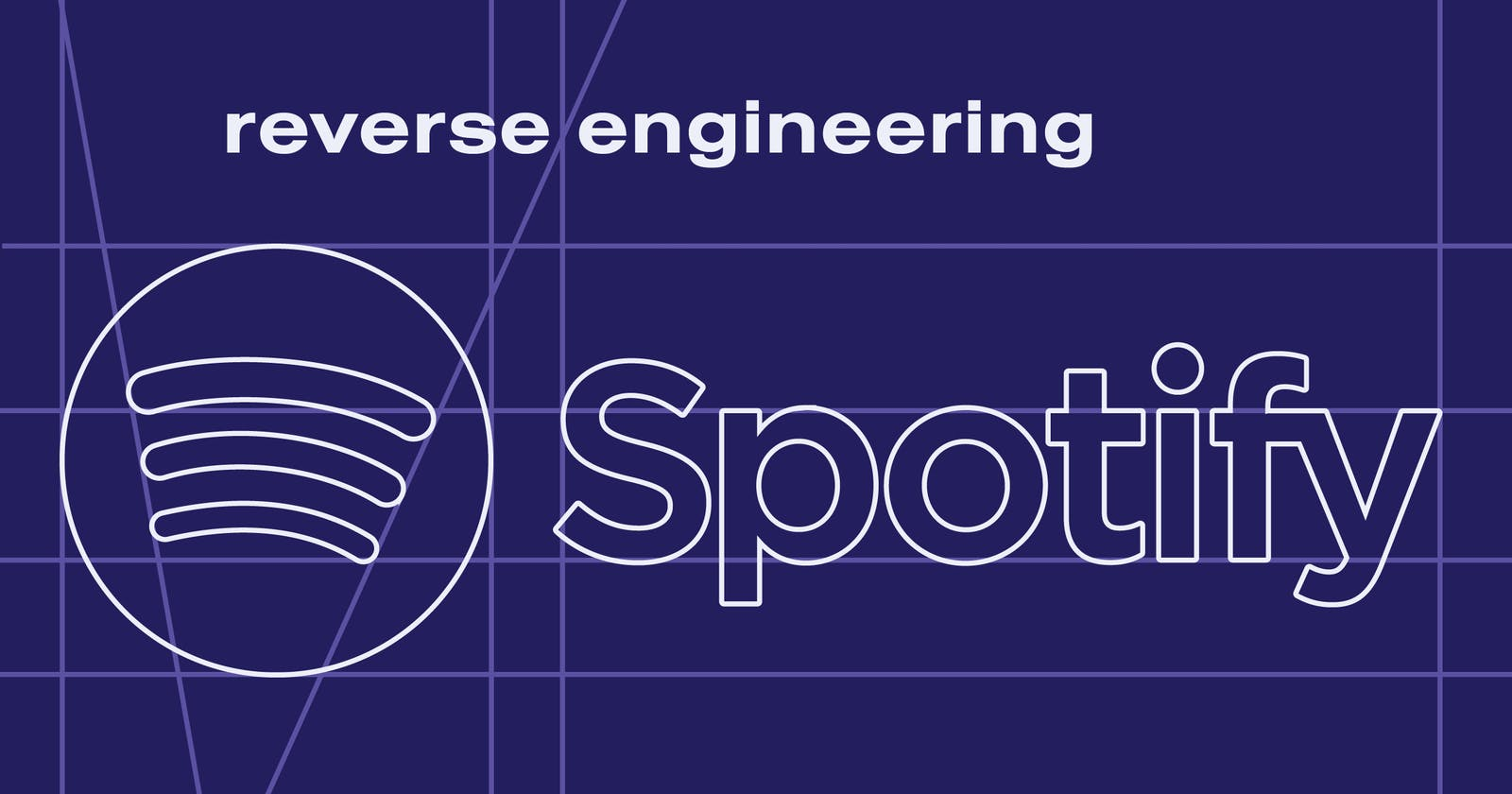 Reverse Engineering the Spotify Frontend - Part 1