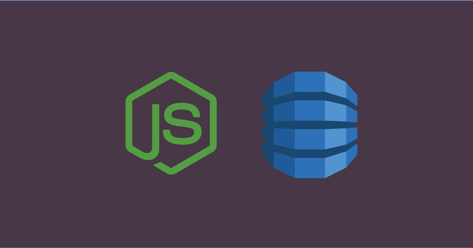 How to Create a CRUD API Using Express.js and AWS DynamoDB