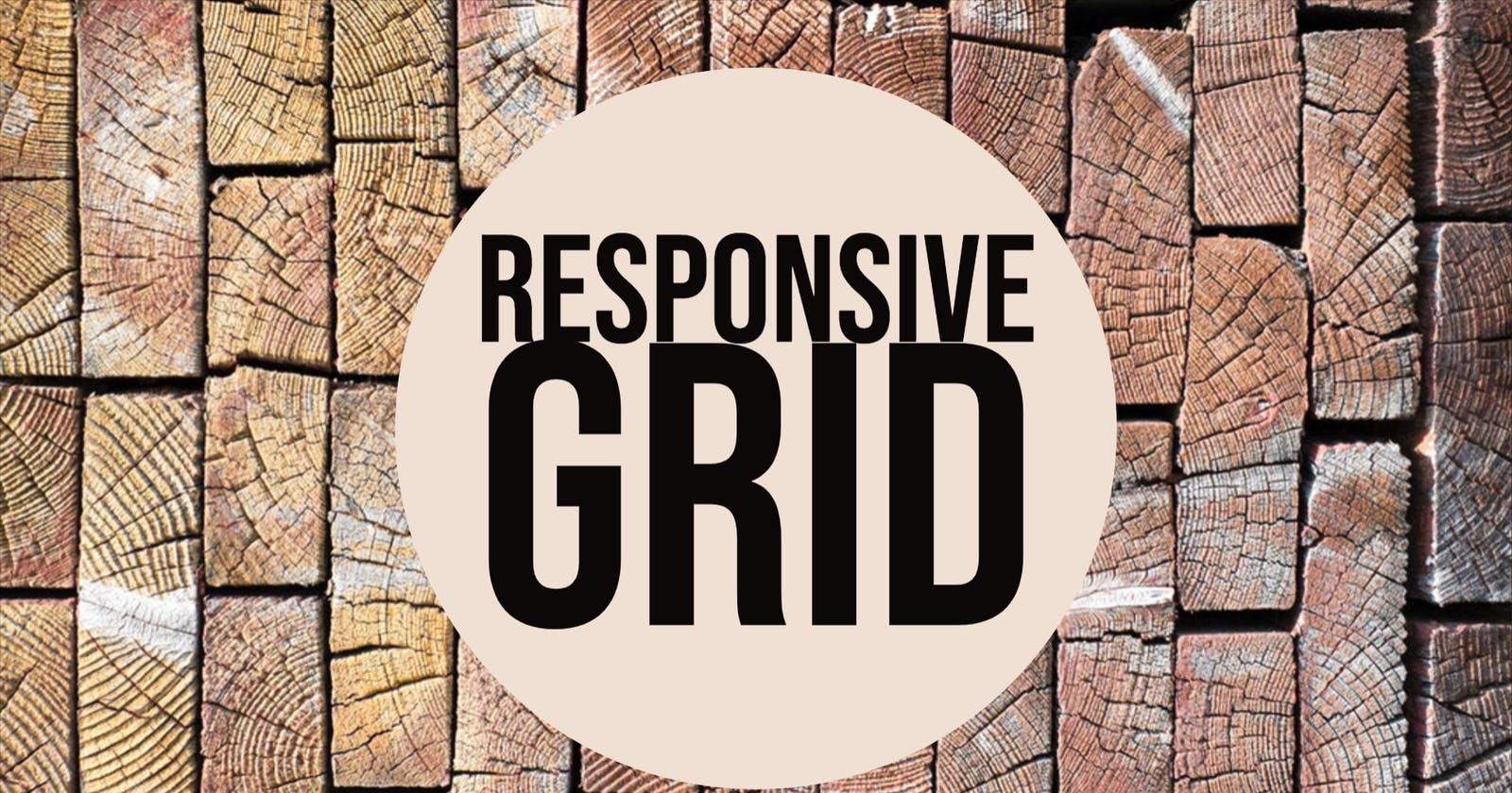Responsive grid in 2 minutes with CSS Grid Layout