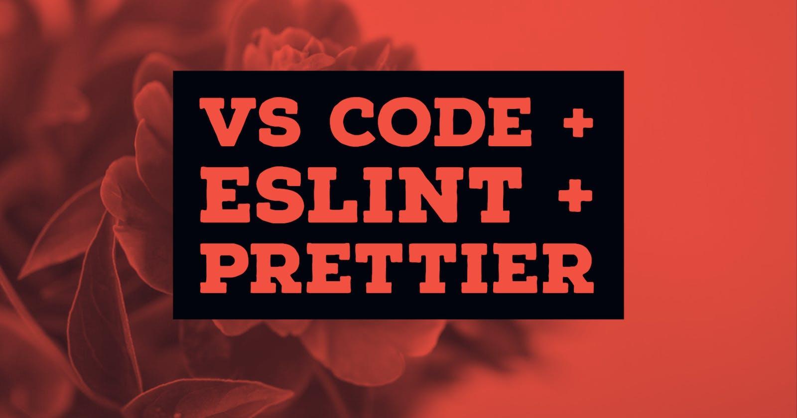 Setting up Prettier on VS Code