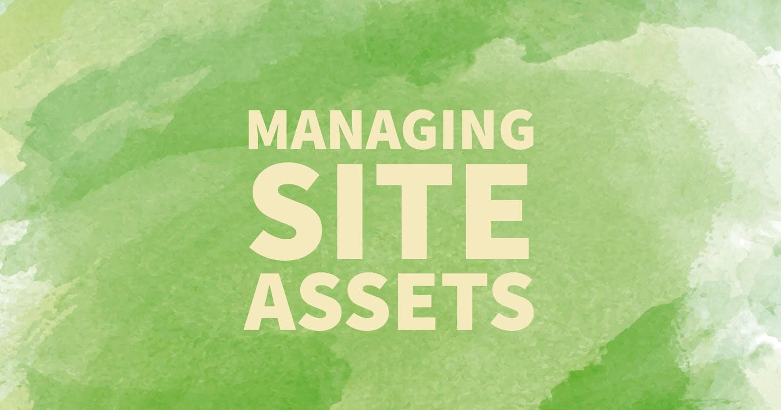 Why it is better to serve site assets from multiple domains