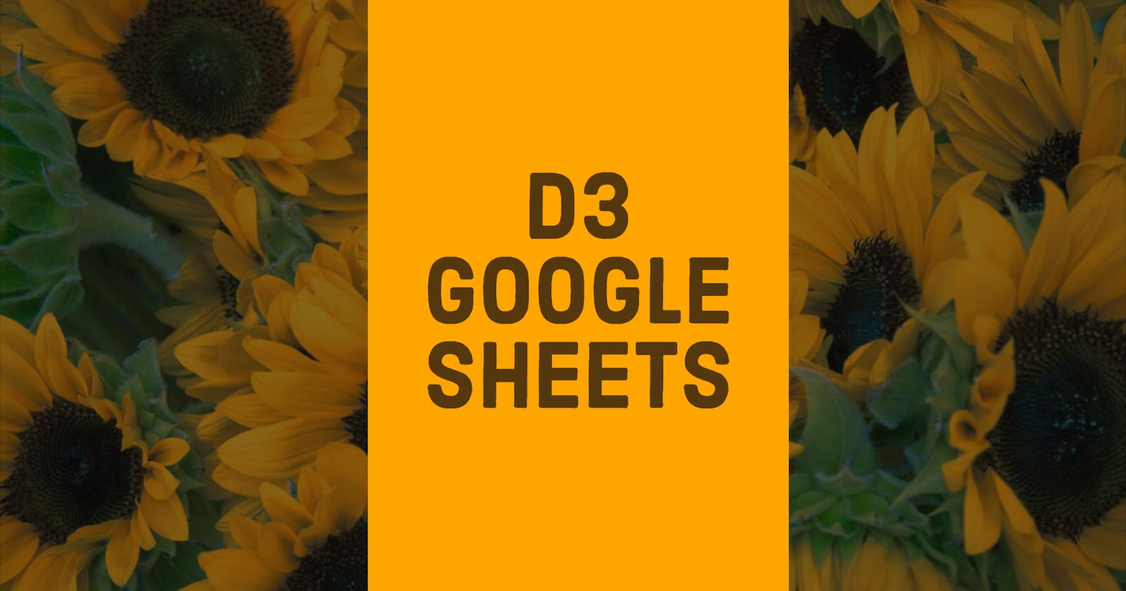 Visualizing Google Sheets Data in D3
