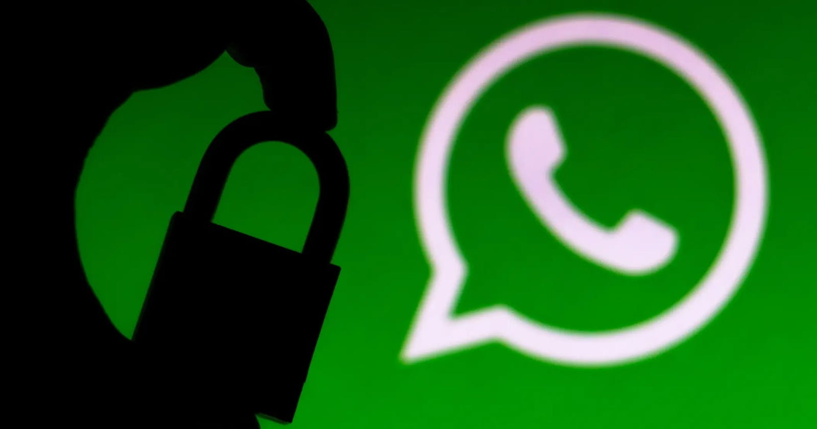 How WhatsApp End-to-End encryption works?