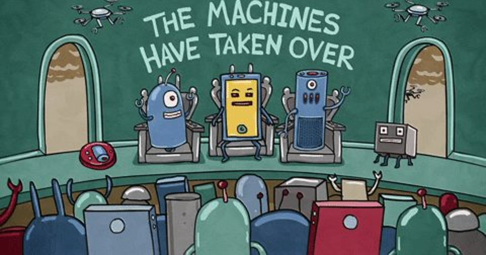 Breaking Into TheMachine