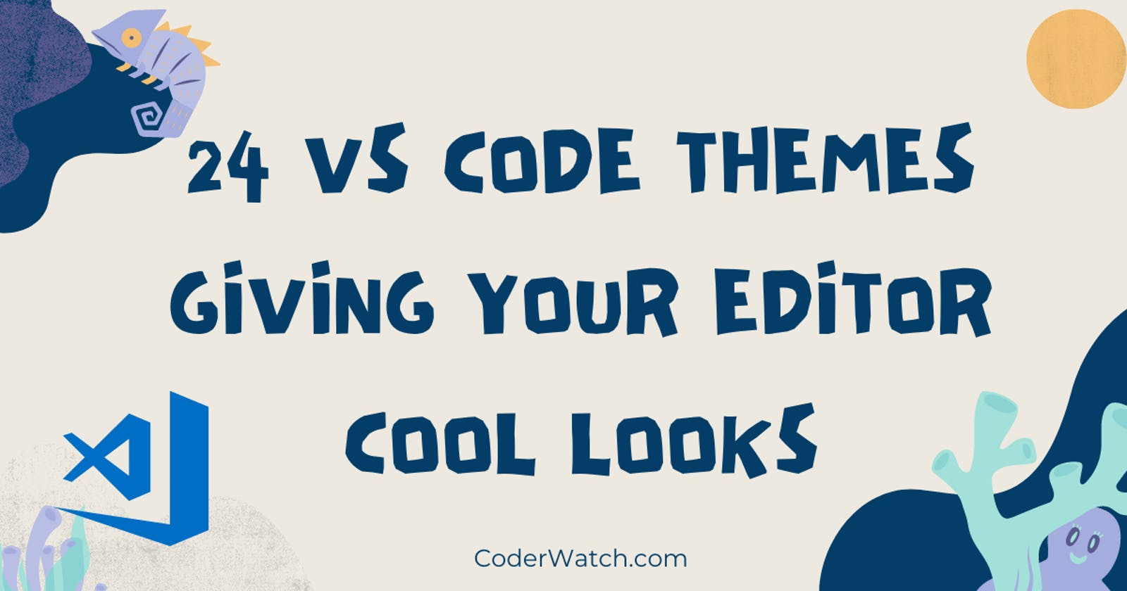 24 Sexy Looking VS Code Themes to look cool in Cafe😂