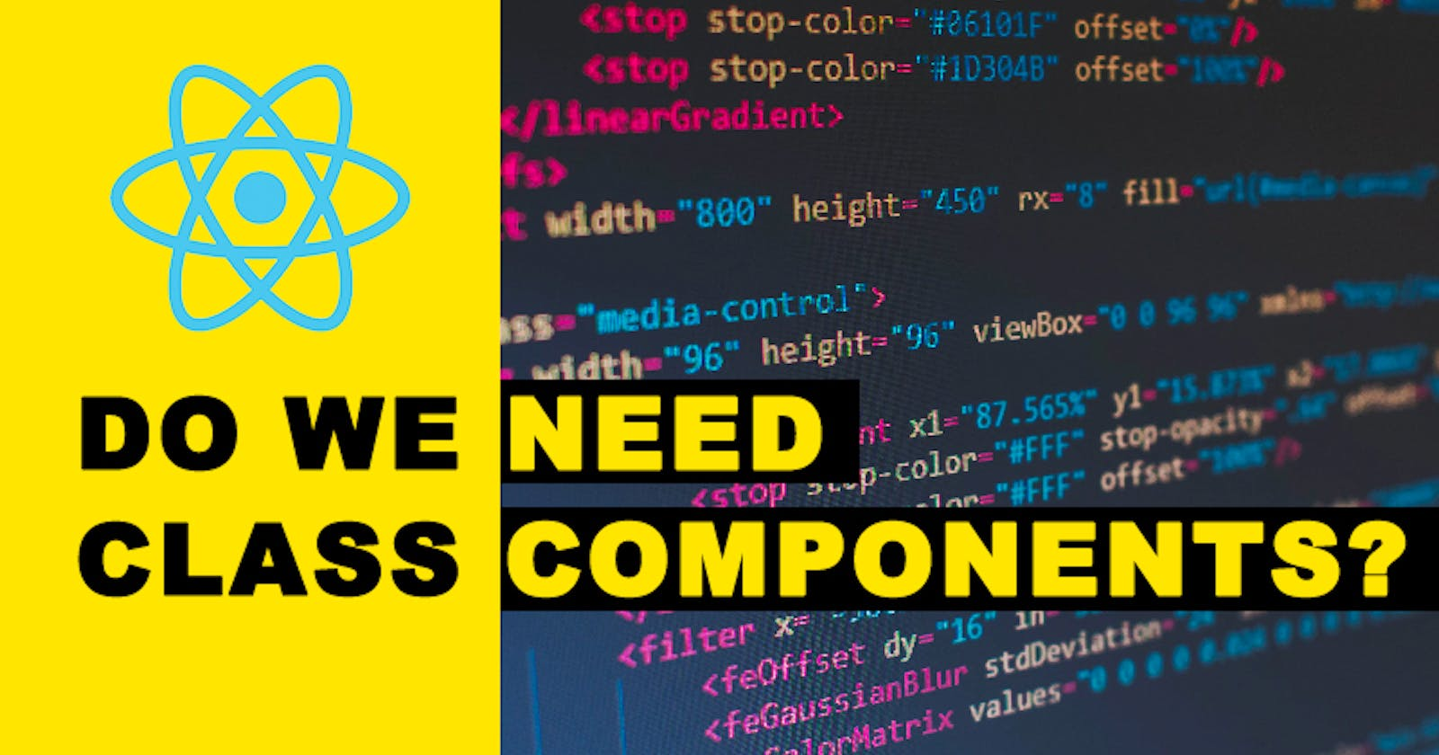 Do we really need class components anymore?