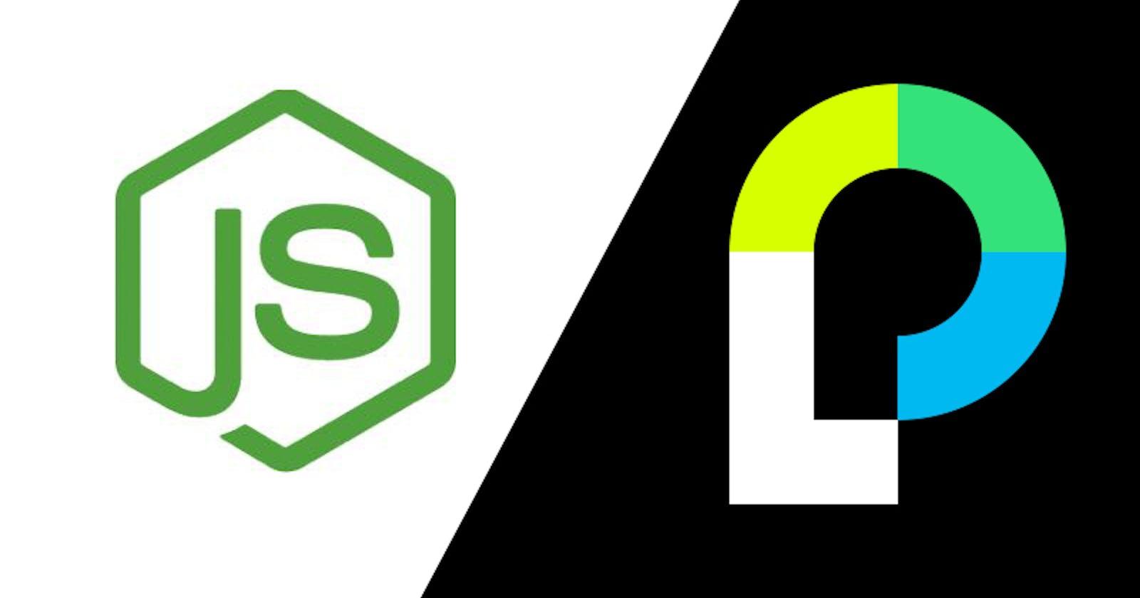 Node.js Login Service (express.js + passport)