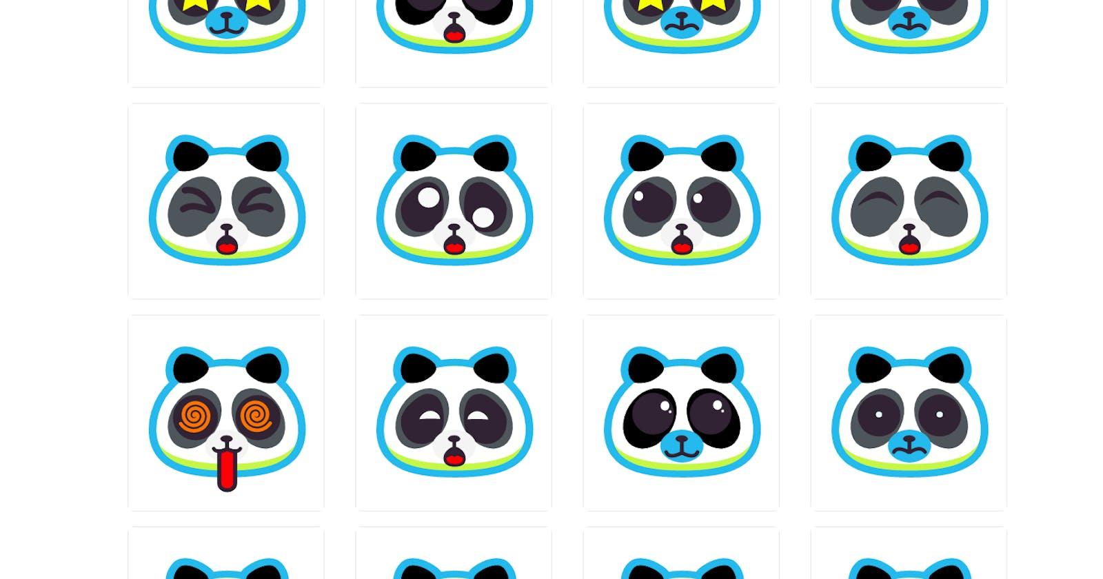 Introducing Avatarsum: Cute Pandas for your app