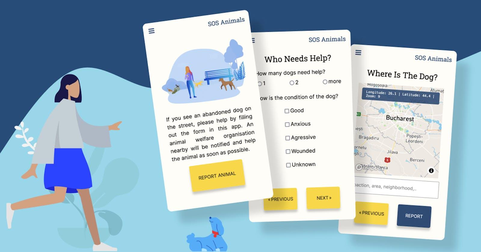 SOS Animals App