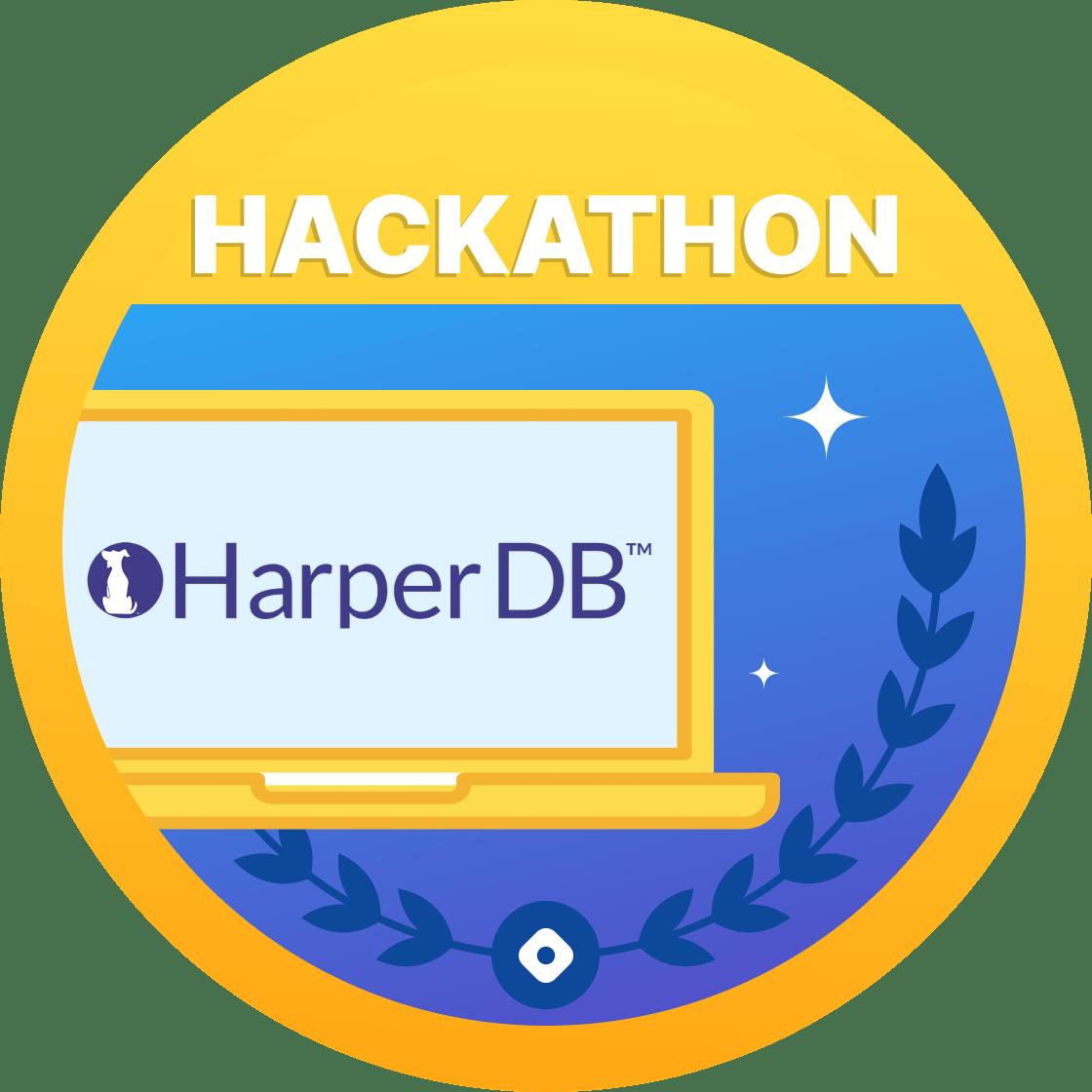 HarperDB Hackathon
