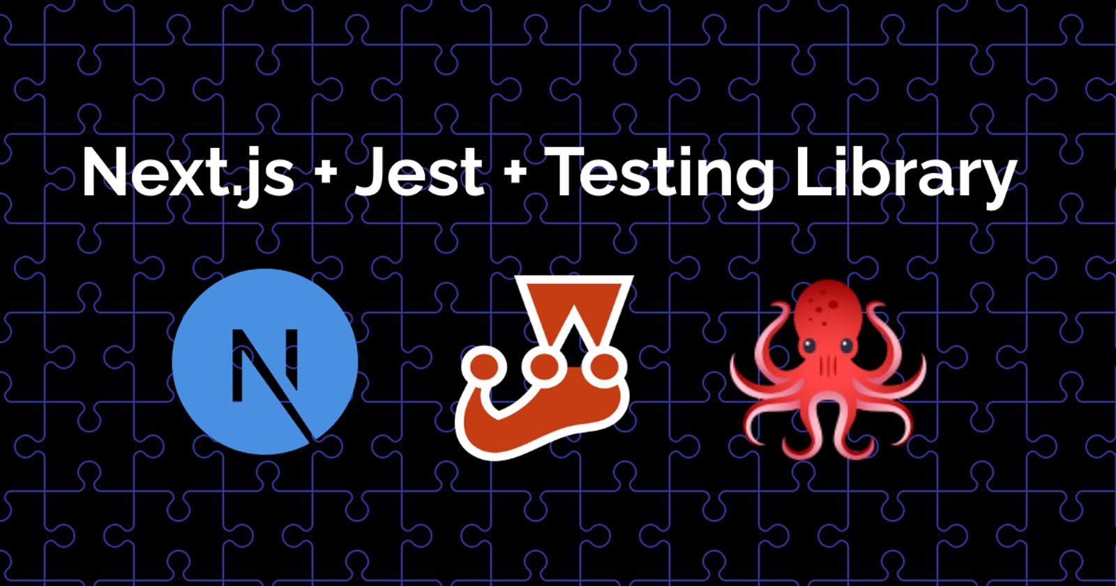 How to create a Next.js project with TypeScript, Jest, React Testing Library and Test Renderer