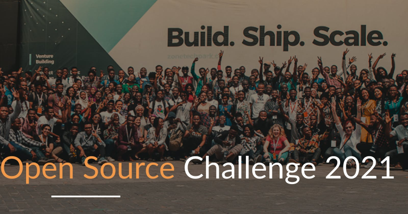 Announcing the Open Source Challenge 2021