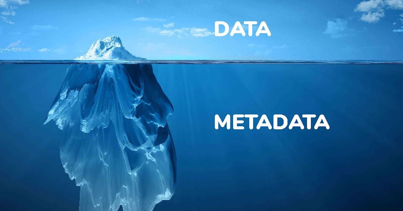 Updating Metadata on the @platform